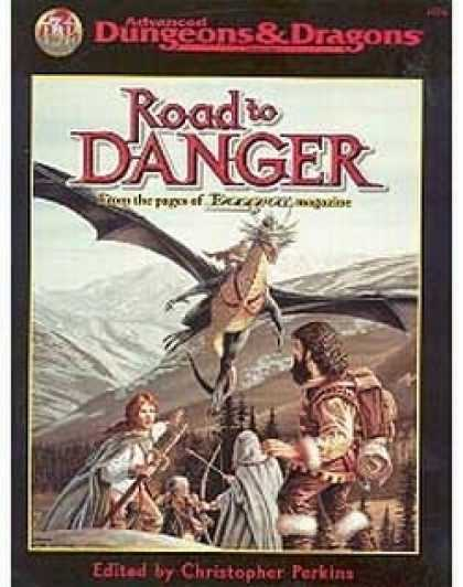 Role Playing Games - Road to Danger
