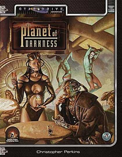Role Playing Games - Planet of Darkness