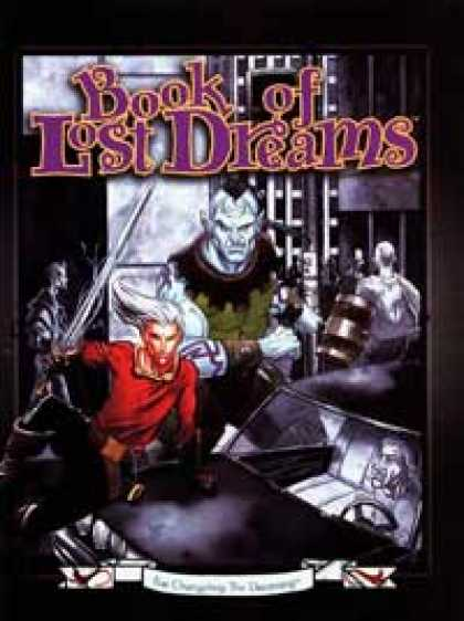 Role Playing Games - Book of Lost Dreams