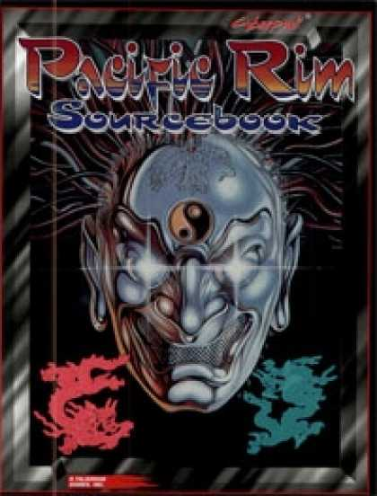 Role Playing Games - Pacific Rim Sourcebook