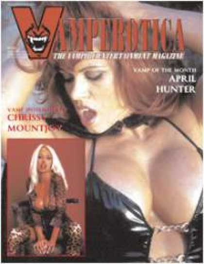 Role Playing Games - Vamperotica Magazine V2N04