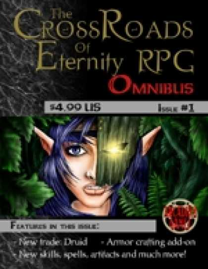 Role Playing Games - CrossRoads of Eternity RPG - Omnibus #1