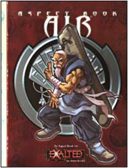 Role Playing Games - Aspect Book: Air