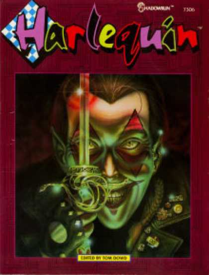 Role Playing Games - Harlequin