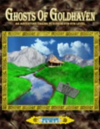 Role Playing Games - Ghosts of Goldhaven
