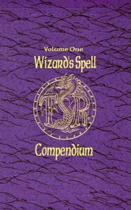Role Playing Games - Wizard's Spell Compendium, Vol. 1