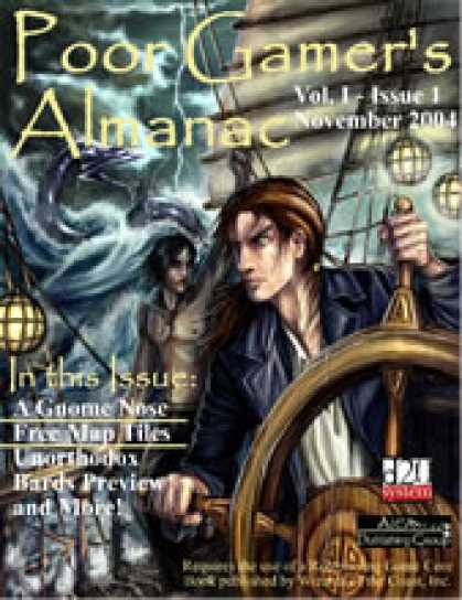Role Playing Games - Poor Gamer's Almanac (November 2004)
