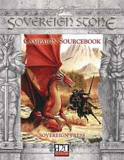 Role Playing Games - Sovereign Stone Campaign Sourcebook