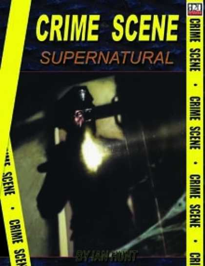 Role Playing Games - Crime Scene: SUPERNATURAL