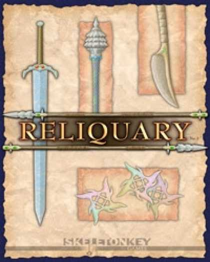 Role Playing Games - Reliquary No. 1