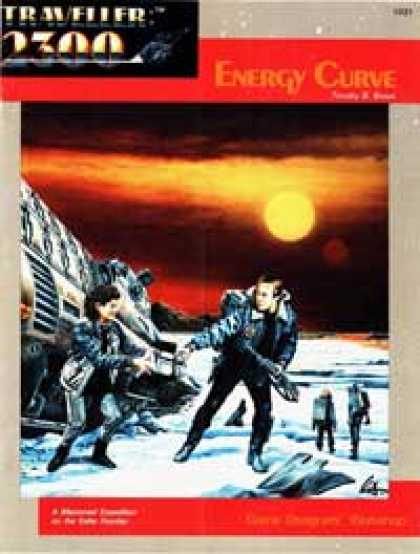 Role Playing Games - Energy Curve