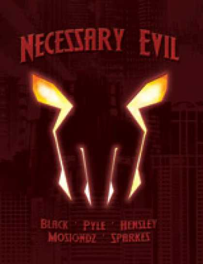 Role Playing Games - GWG10006 Necessary Evil
