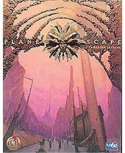 Role Playing Games - Planescape Campaign Setting