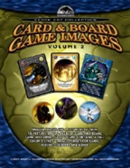 Role Playing Games - CARD & BOARD GAME IMAGES - Vol.2