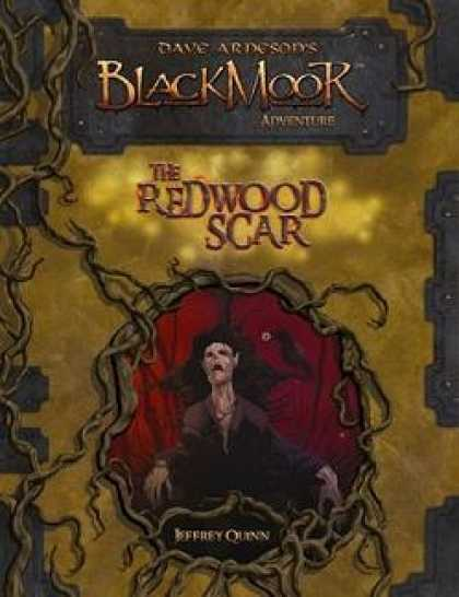 Role Playing Games - Dave Arneson's Blackmoor: The Redwood Scar