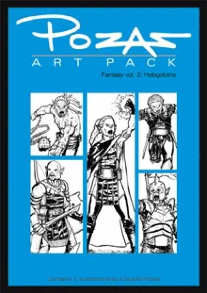 Role Playing Games - Pozas Art Pack Fantasy vol. 2: Hobgoblins