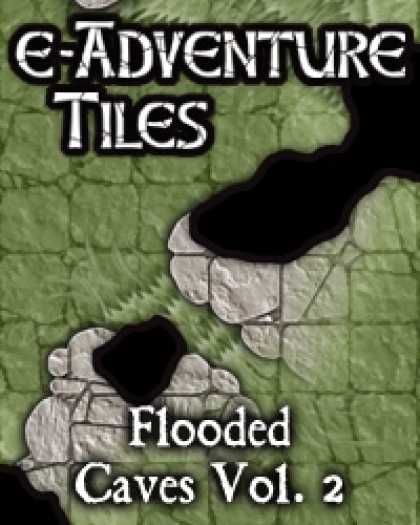 Role Playing Games - e-Adventure Tiles: Flooded Caves Vol. 2