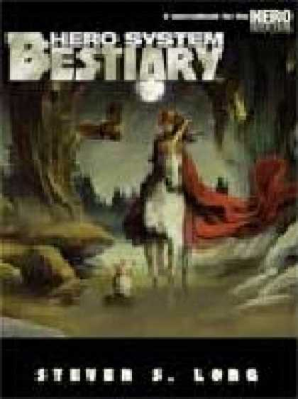 Role Playing Games - HERO System Bestiary
