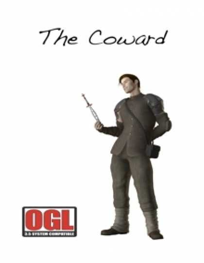 Role Playing Games - The Coward