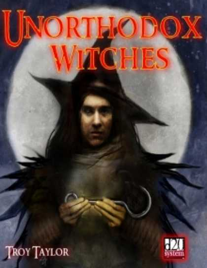 Role Playing Games - Unorthodox Witches