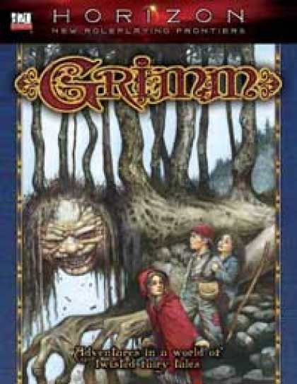 Role Playing Games - Grimm