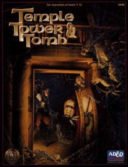 Role Playing Games - Temple Tower & Tomb
