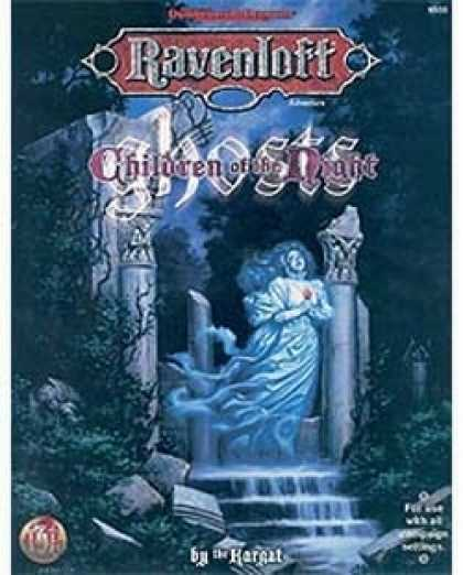 Role Playing Games - Children of the Night: Ghosts