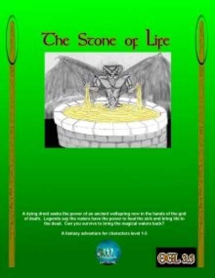 Role Playing Games - Stone of Life