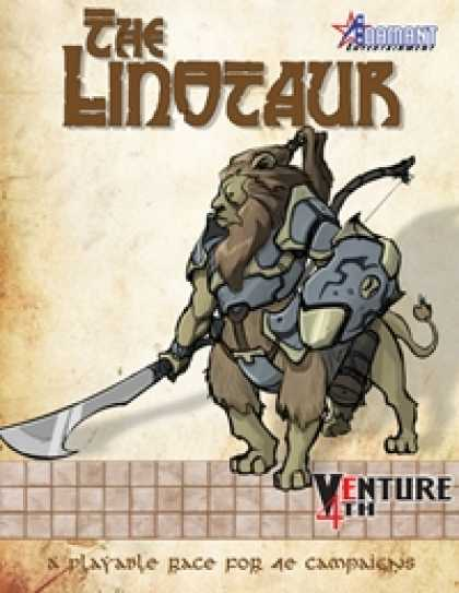 Role Playing Games - Venture 4th: The Linotaur