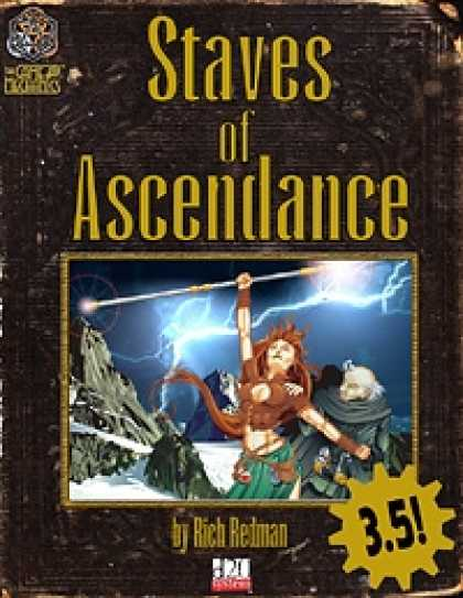 Role Playing Games - Staves of Ascendance