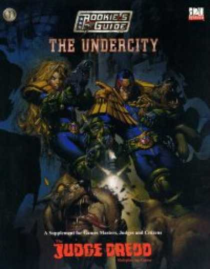 Role Playing Games - The Rookie's Guide to The Undercity