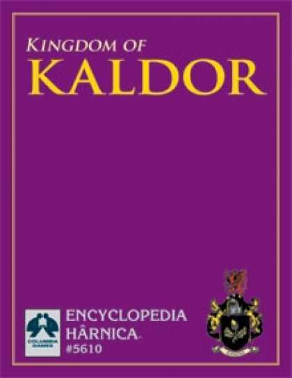 Role Playing Games - Kingdom of Kaldor