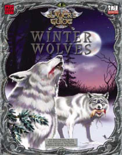 Role Playing Games - Slayer's Guide to Winter Wolves