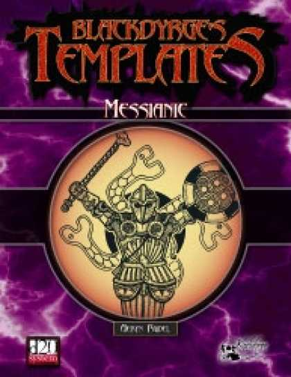 Role Playing Games - Blackdyrge's Templates: Messianic