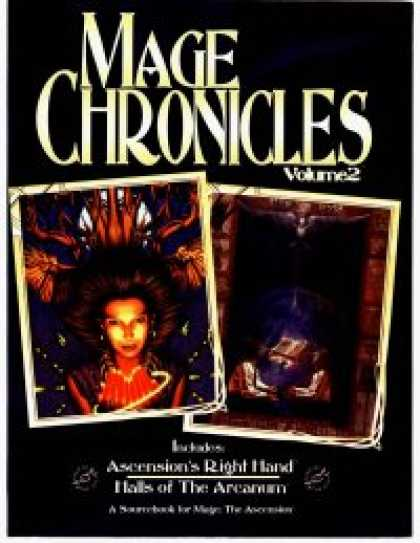 Role Playing Games - Mage Chronicles Volume 2