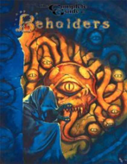 Role Playing Games - Complete Guide to Beholders