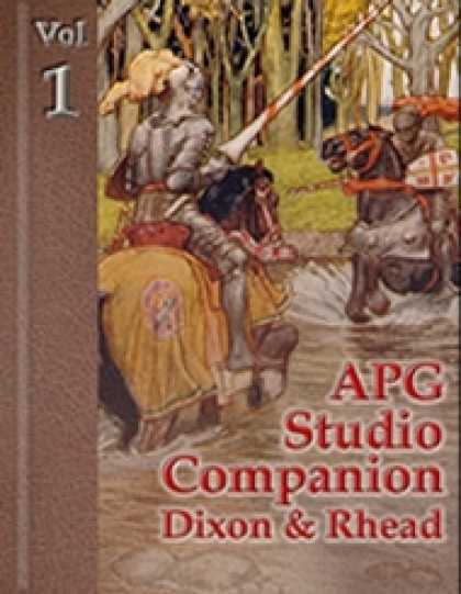 Role Playing Games - APG Studio Companion, Vol. I (Revised)