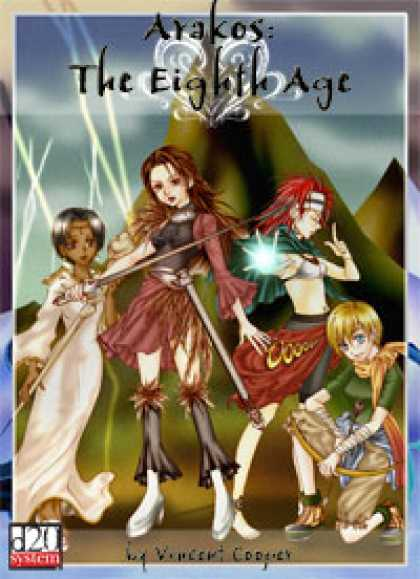 Role Playing Games - Arakos: The Eighth Age