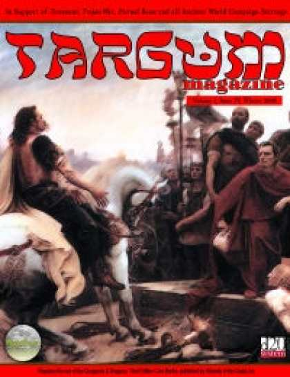 Role Playing Games - Targum Magazine - Issue 04 (for Testament, Eternal Rome & d20)