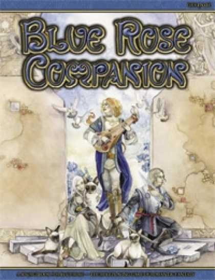 Role Playing Games - Blue Rose Companion