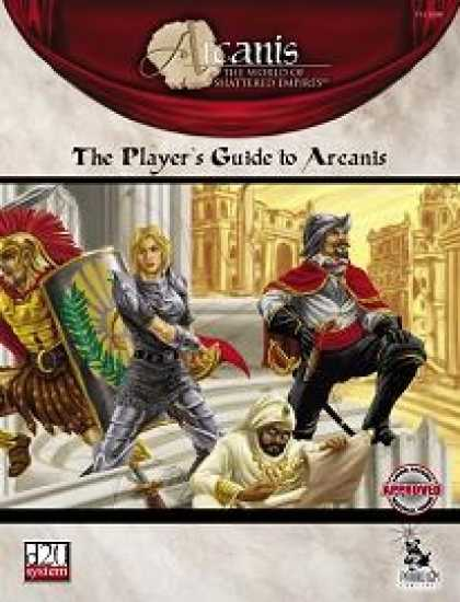 Role Playing Games - The Player's Guide to Arcanis