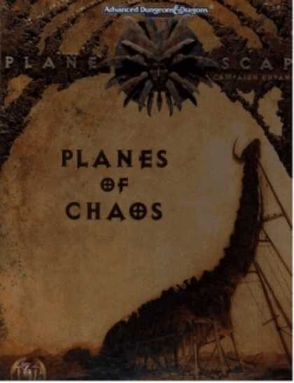 Role Playing Games - Planes of Chaos
