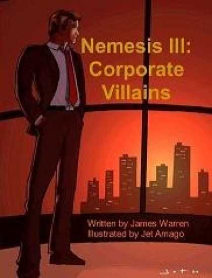 Role Playing Games - Nemesis III: Corporate Villains