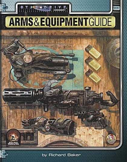 Role Playing Games - Alternity Arms & Equipment Guide