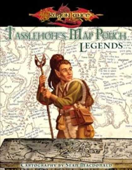 Role Playing Games - Tasslehoff's Map Pouch: Legends