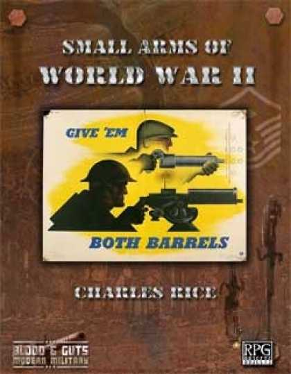 Role Playing Games - Blood and Guts 2: Small Arms of WWII