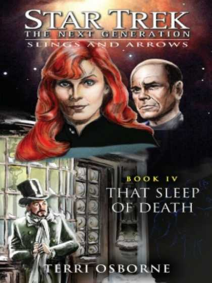 Role Playing Games - Star Trek: TNG: That Sleep of Death