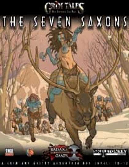 Role Playing Games - The Seven Saxons