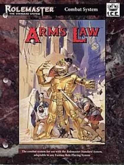 Role Playing Games - Arms Law (1995) PDF