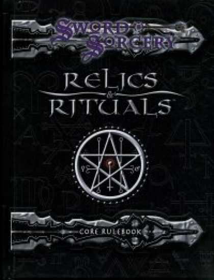 Role Playing Games - Relics and Rituals